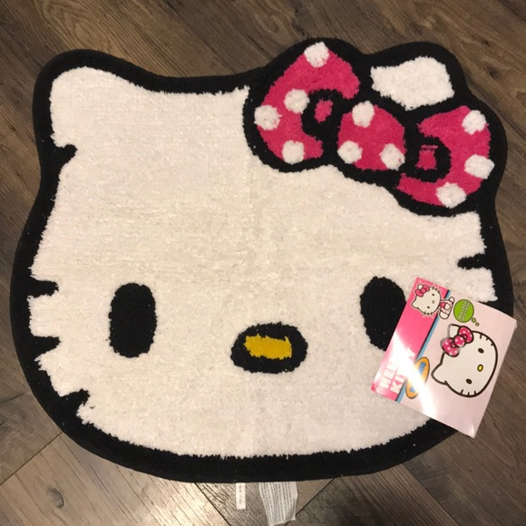 Hello Kitty Other Bath Rug Poshmark